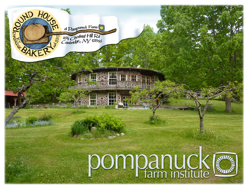 Pompanuck Farm and Round House Bakery